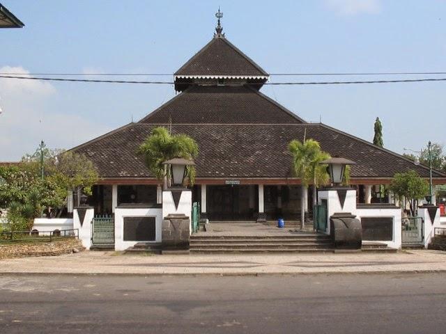 Masjid Agung Demak - 1474