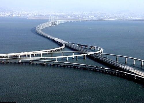 Jembatan Manchac Swamp -  AS