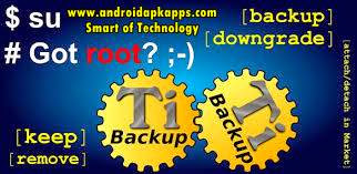 Titanium Backup Pro v6.1.5.3 Patched Apk