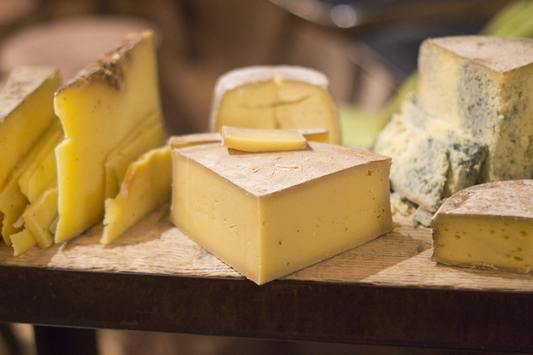quesos Rhône Alpes, en el corazón de Europa