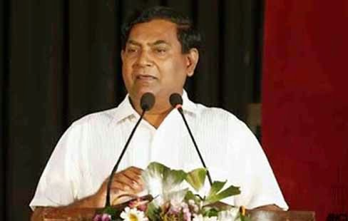Gossip Lanka News - Aththanayaka M Herath talks about full face helmet at Ama Dahara Daham Sabhawa