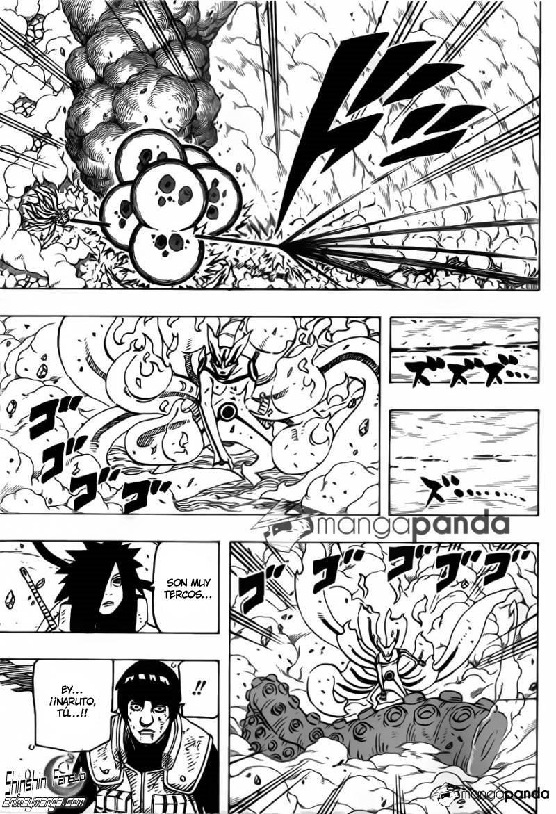 Naruto Shippuden Manga 610