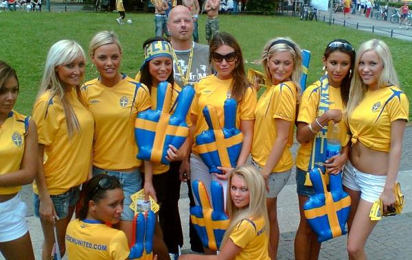 Δείτε τις καλα την άρια φυλή! γιατι θα εξαφανιστούν!   Σουηδία: Χώρα Του Τρίτου Κόσμου Από Το 2030!