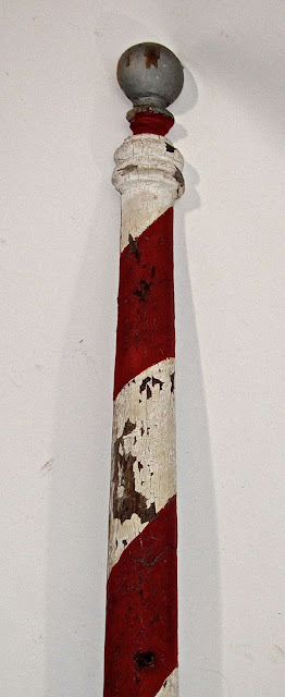 Antique Barber Pole7