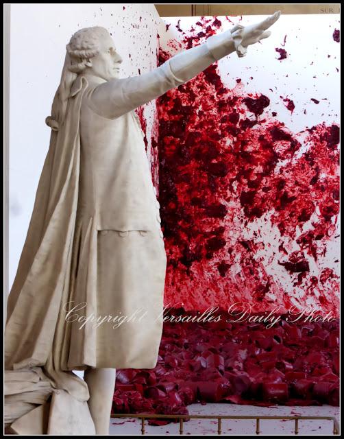 Anish Kapoor Versailles Jeu de Paume