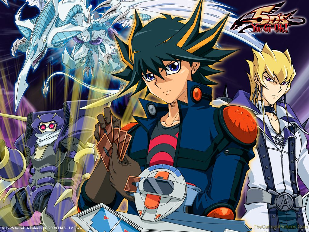 Yu Gi OH 5Ds Cards