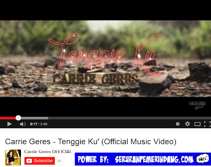 Single Tenggie Ku' - Carrie Geres