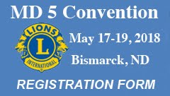 ATTEND THE MD5 CONVENTION