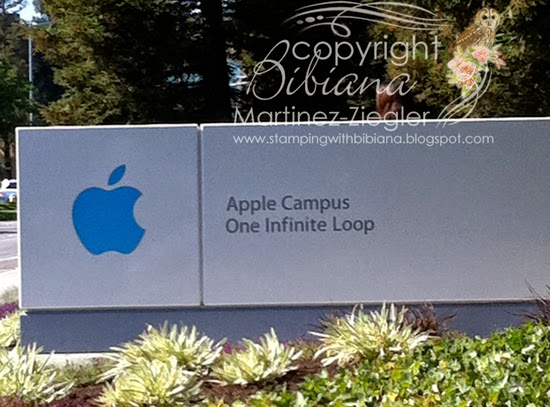 Apple headquarters address