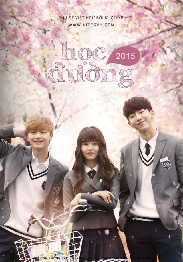 Học Đường  - School 2015: Who Are You (2015)