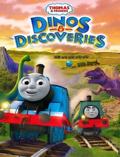 Thomas y sus Amigos: Dinos and Discoveries [2015] [DvDRip] [Latino]