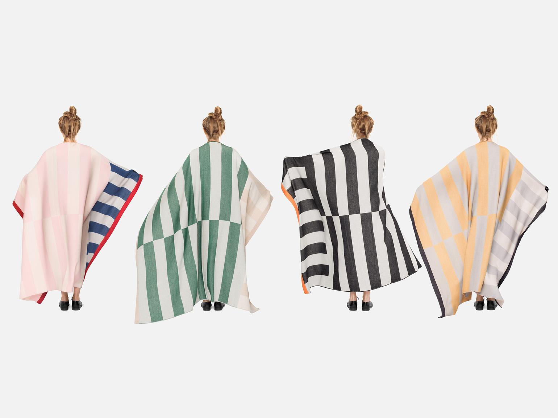 modern throw blankets