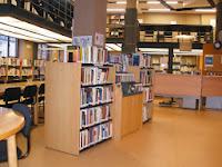 Biblioteca Pública de Contrueces en Gijón, Asturias