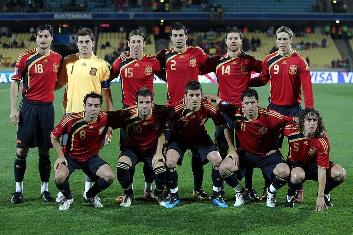 Spain Football Team Squad