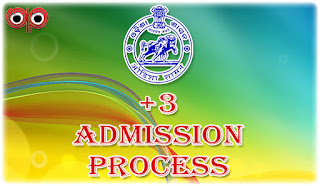 DHE Odisha, Plus Three Admission For Session 2015-16 Key Dates & Info