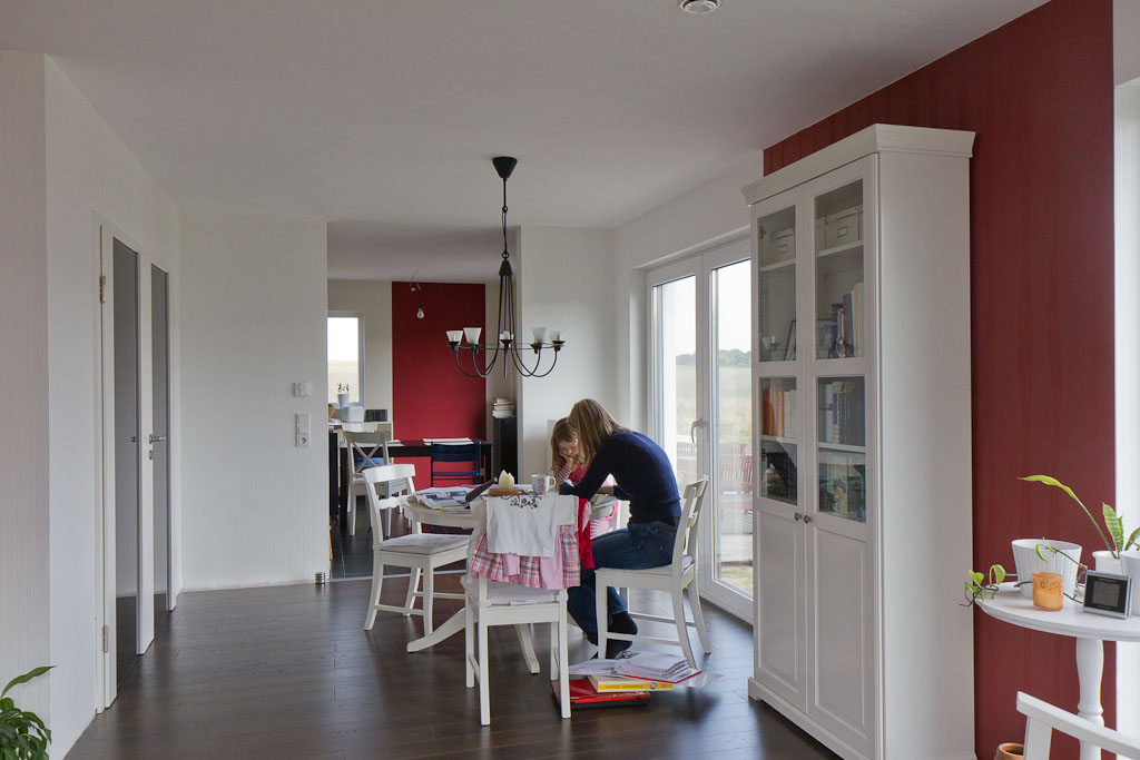 sandra und alexander bauen ein haus lebenszeichen. Black Bedroom Furniture Sets. Home Design Ideas