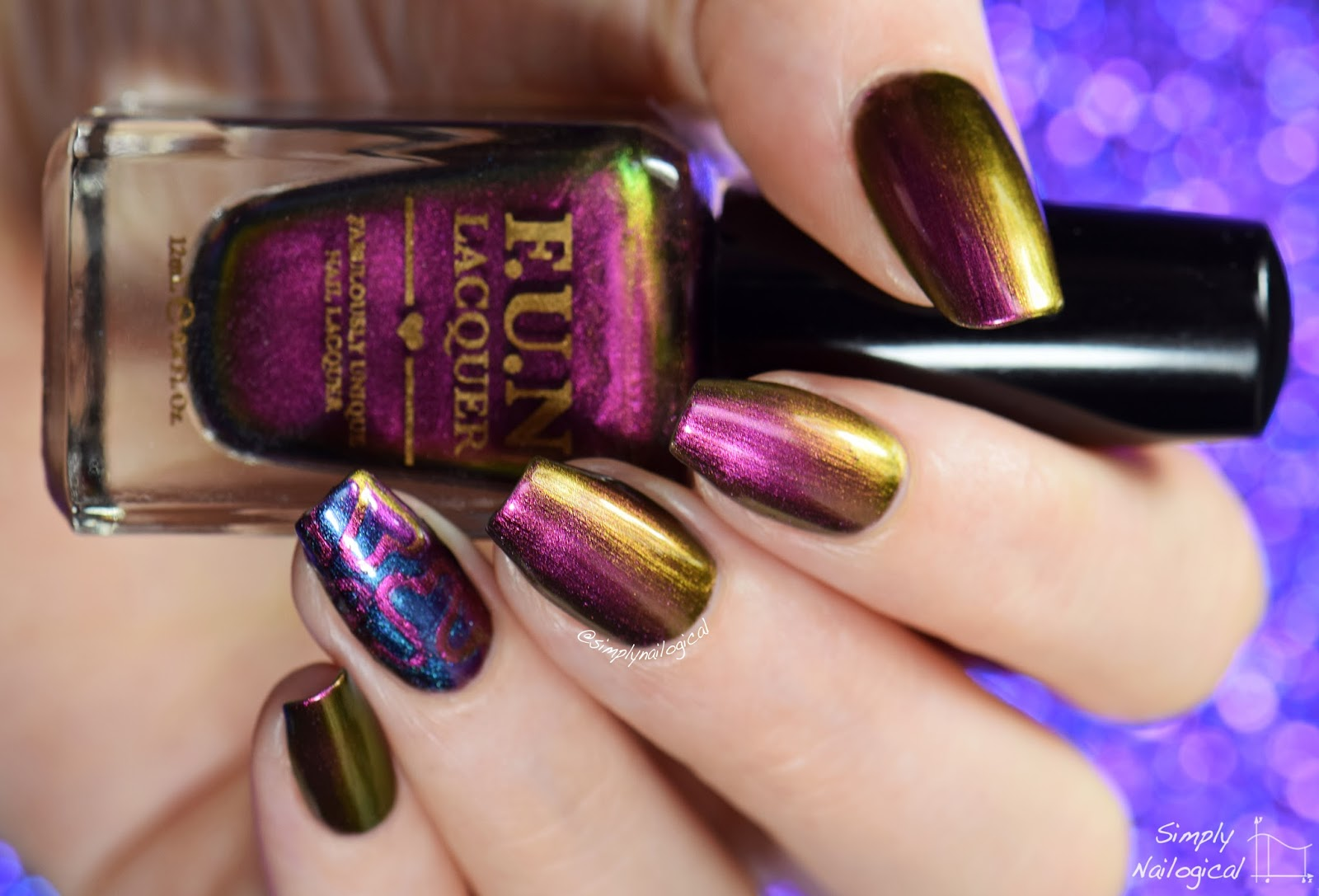 FUN Lacquer 2015 Love collection - Unconditional Love