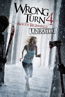 Wrong Turn 4: Bloody Beginnings DVD FULL