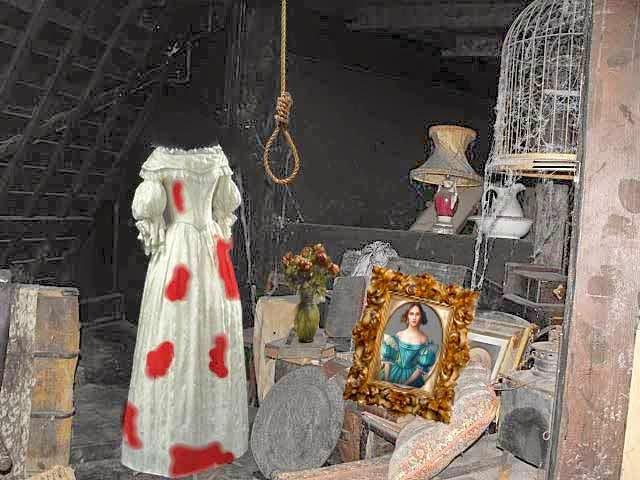 If I Ran The Park Neo Disneyland S Haunted Mansion Part 3