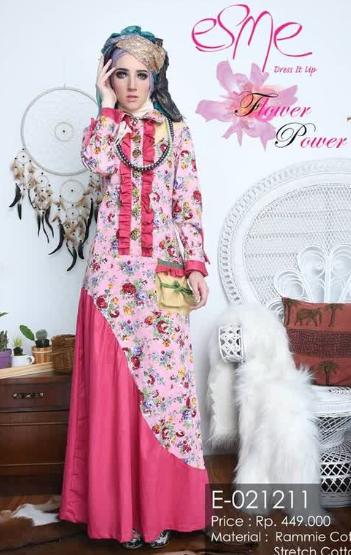 Lihat Koleksi Model Baju Pesta Muslim Terbaru Untuk Mamamia