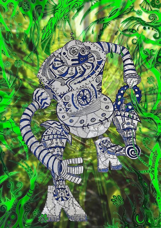 Robot qui court dans la jungle Robot+qui+court+dans+la+jungle
