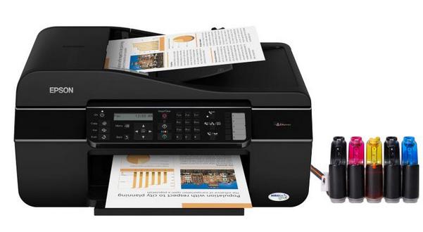 Service Error Epson Printer TX300F
