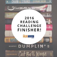 2016 YALSA The Hub Reading Challenge