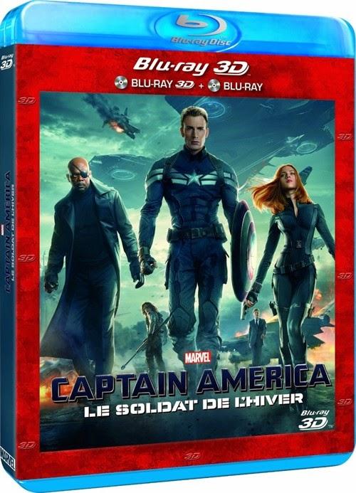 Capitán América 2 El Soldado de Invierno 3D (2014) 1080p 3D SBS BRRip 2.9GB mkv Dual Audio AC3 5.1 ch