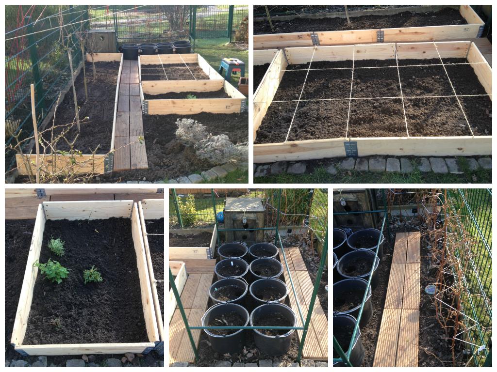 mein handtuchgarten: februar 2014, Hause und Garten