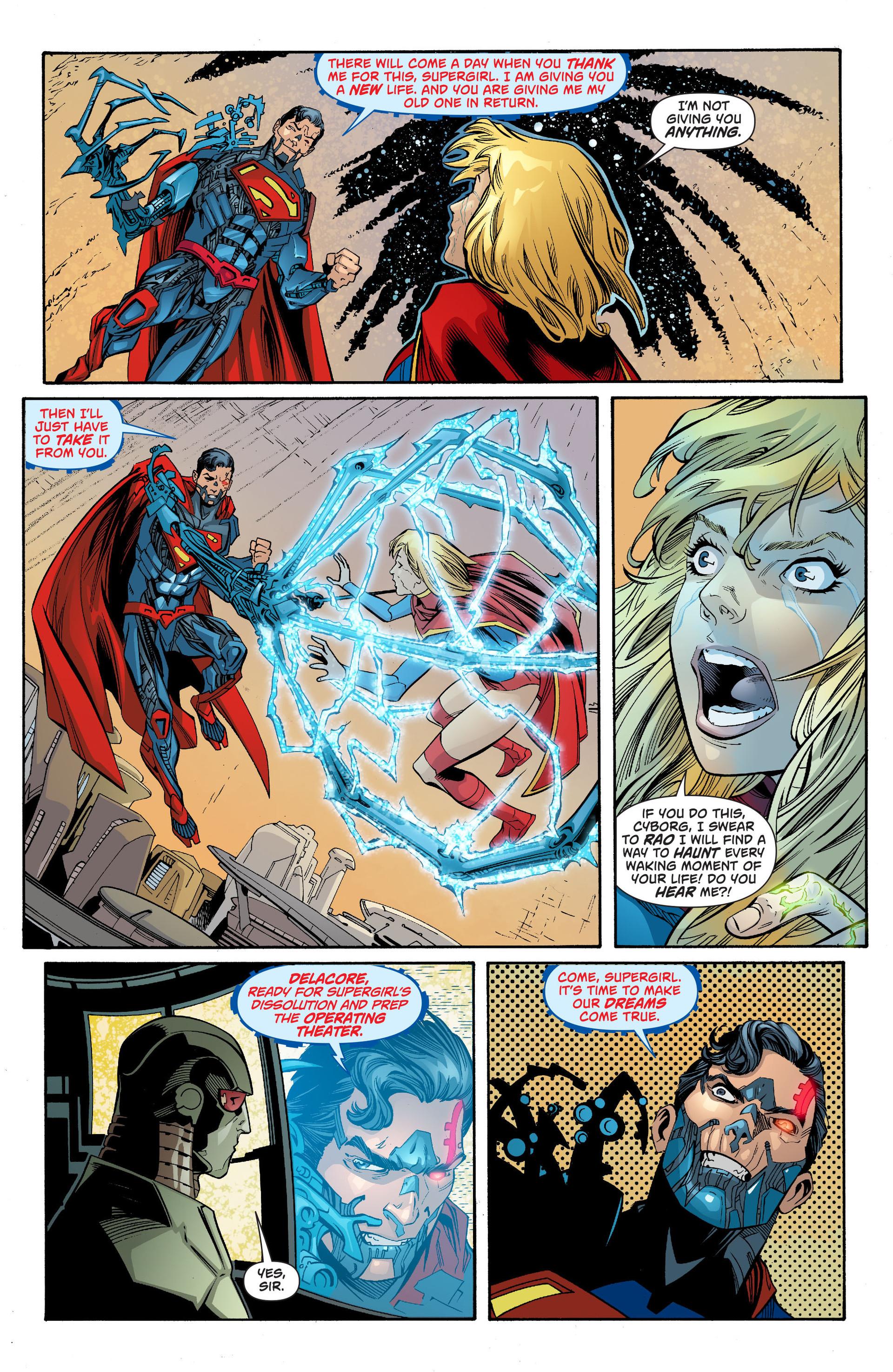 Supergirl (2011) Issue #23 #25 - English 13