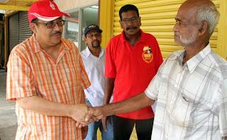 Ahli Parlimen DAP Raub, Datuk Mohd Ariff Sabri Abdul Aziz