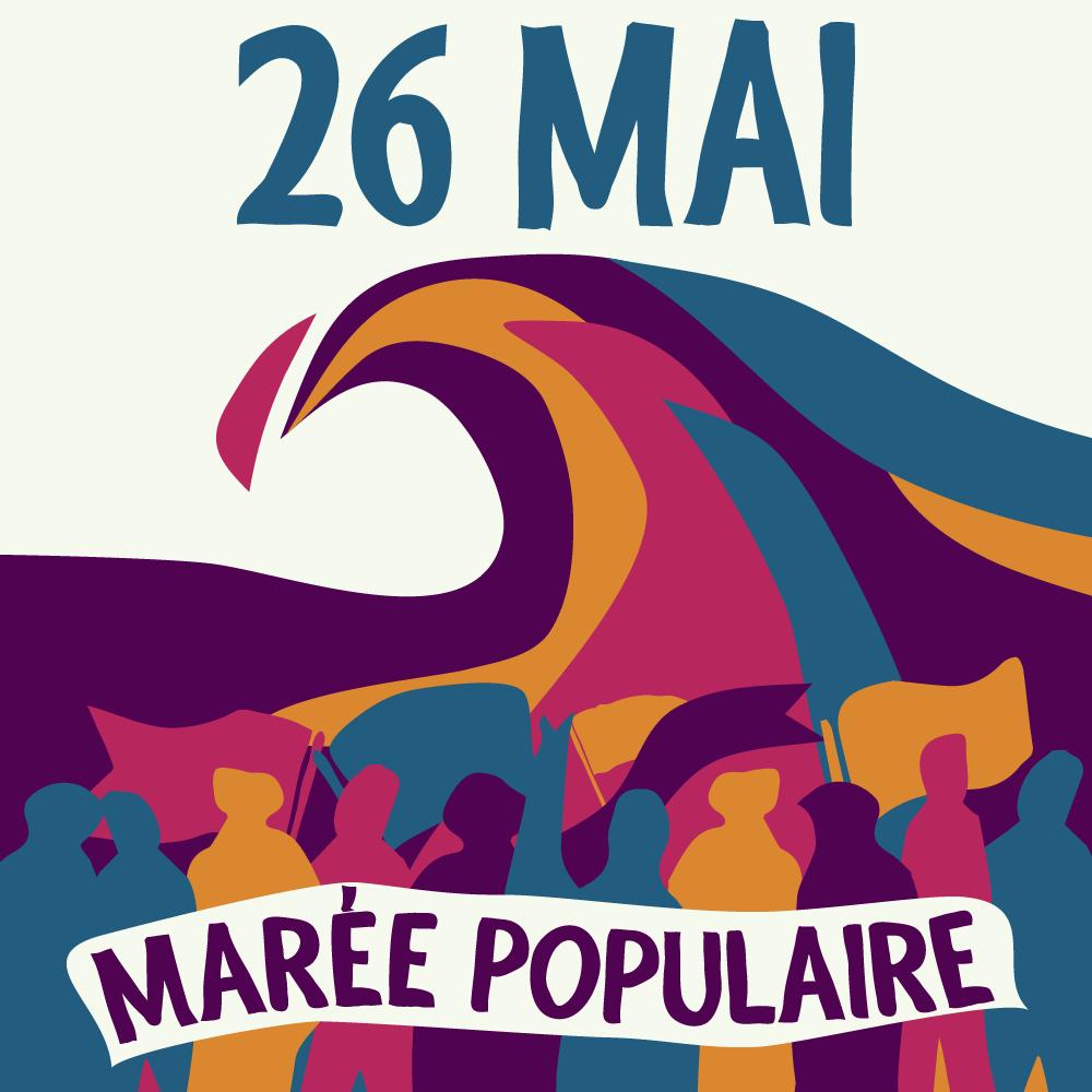 « MARÉE POPULAIRE »