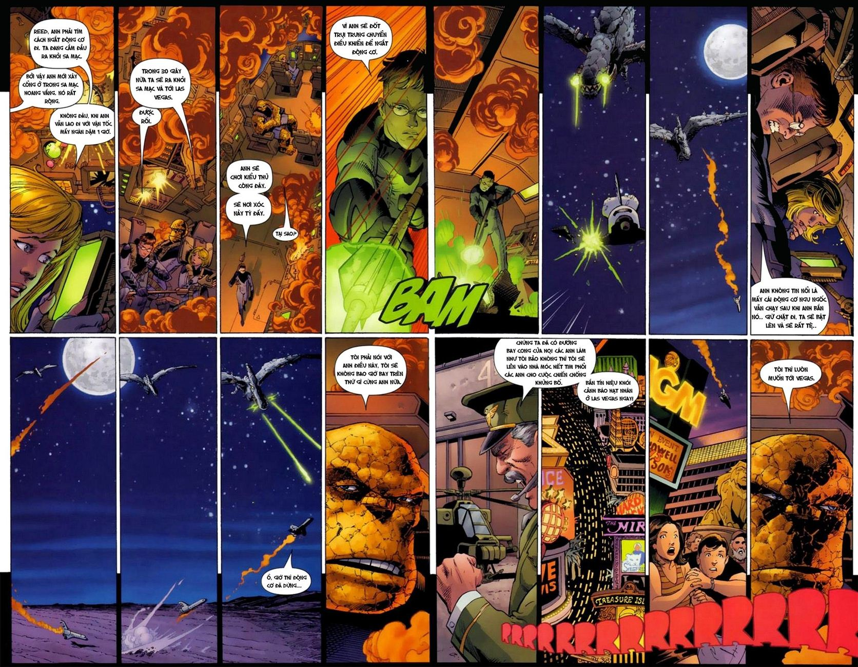 Ultimate Fantastic Four chap 18 - Trang 6