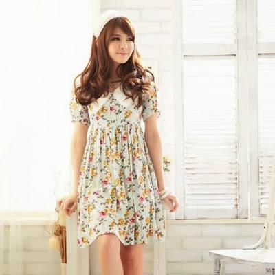 model-dress-terbaru-2014