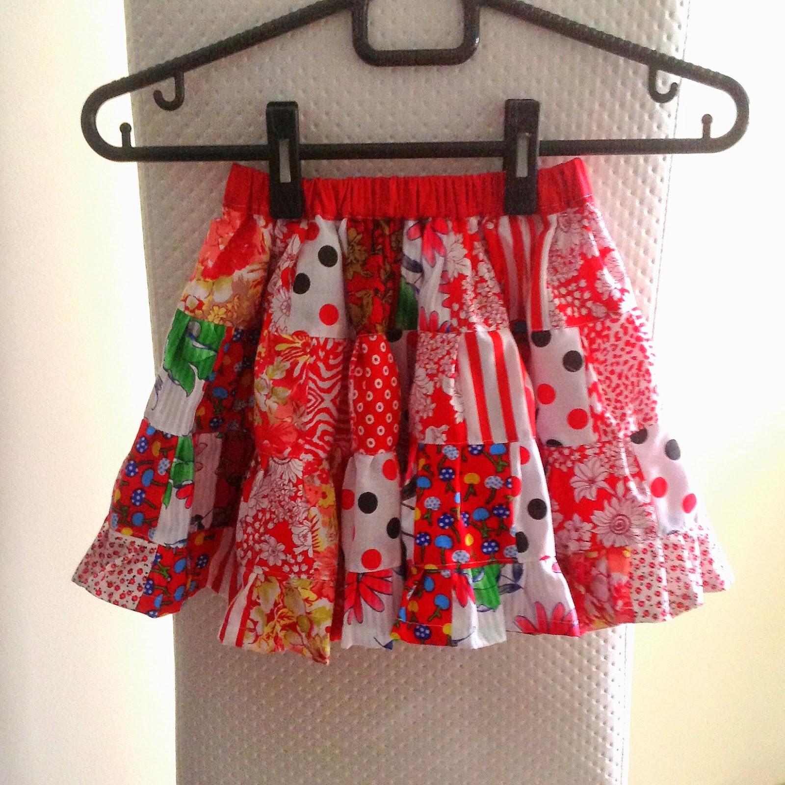 Skirt Quilt Pattern 86