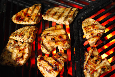 Big Green Egg chicken sliders, Kamado Joe chicken sliders, Grill Dome chicken sliders, Vision grill chicken sliders
