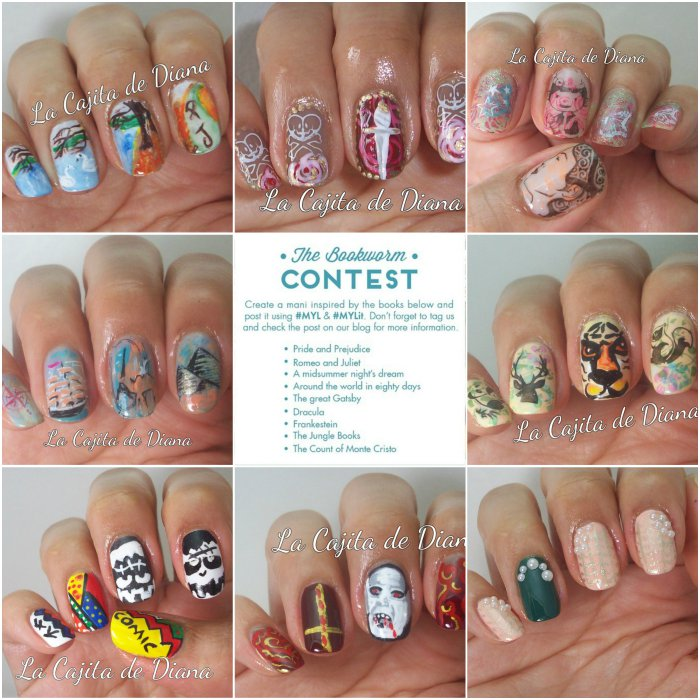 bookworm.nails