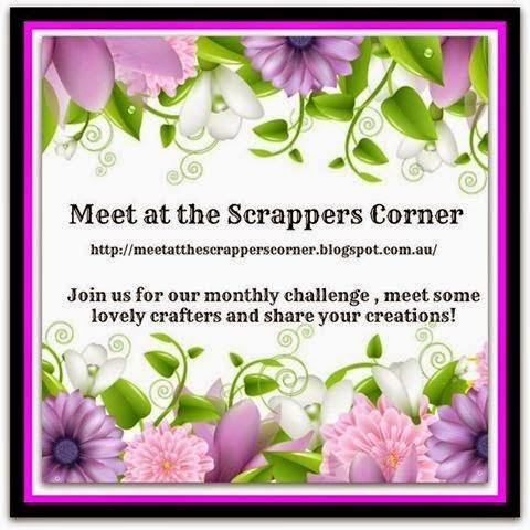 Scrappers corner Blog