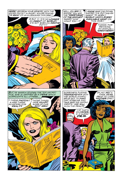 Captain America (1968) Issue #209 #123 - English 7
