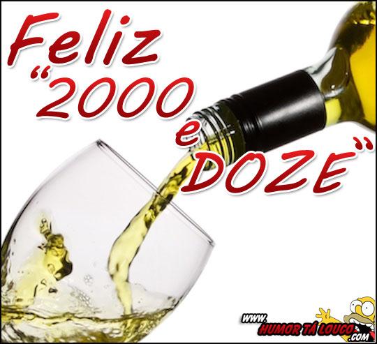 Feliz 2012'