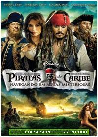 Piratas do Caribe: Navegando em Águas Misteriosas Torrent Dublado (2011)