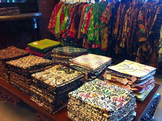 Pusat Belanja Grosir Batik Online