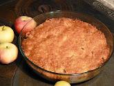 Piirakkamainen omenapaistos