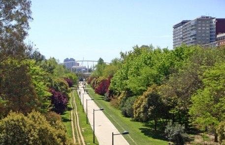 En ateneo jardin del turia for Jardines de tabarca valencia
