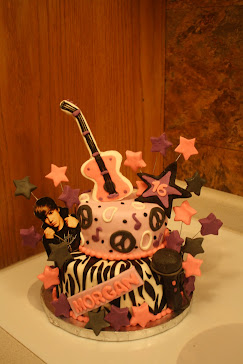 Justin Bieber Cake #3