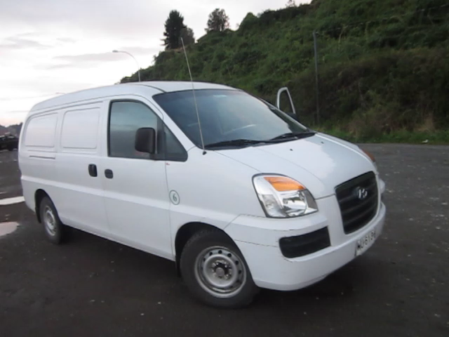 test drive chile hyundai h1 2 5 tci 2007 tu carga a donde quieras. Black Bedroom Furniture Sets. Home Design Ideas