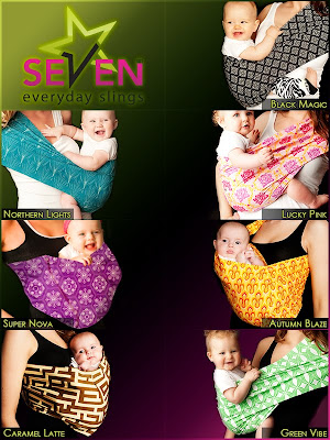 Seven Slings giveaway review pattern Live, Laugh, & Love with Lilly