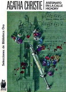 Portada del libro asesinato en la calle hickory descargar epub pdf gratis