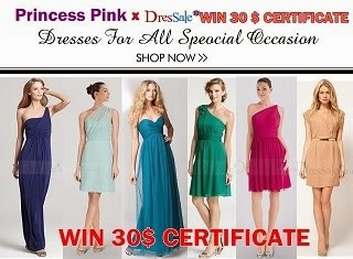 Join My Giveaway ft. Dressale
