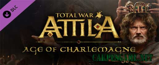 Total War ATTILA Age of Charlemagne Campaign Pack-RELOADED